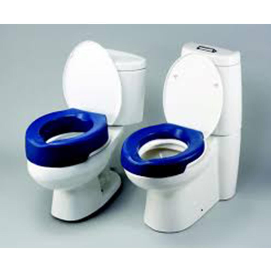 Soft Padded Raised Toilet Seat Nsn